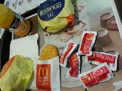 manhattan mcdonald's owners are charging customers for ketchup