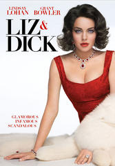 Check Out Lindsay Lohan As Elizabeth Taylor In 'Liz & Dick,' On DVD May 14