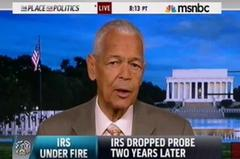 NAACP Chairman: Legitimate For IRS To Target Admittedly Racist Tea Party: Taliban Wing Of Politics