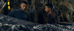 Will Smith Sends Son Jaden on Do-or-Die Mission in First 'After Earth' Clip