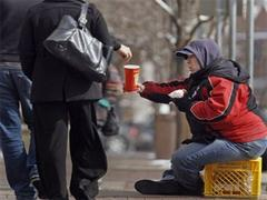 Worcester sued over panhandling law