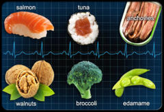 consuming omega-3 fatty acids a key to longer lives