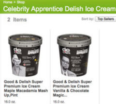 Celebrity Apprentice Finale to Feature Walgreens Ice Cream