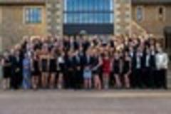 london 2012 olympians among the winners at king edward's school sports dinner