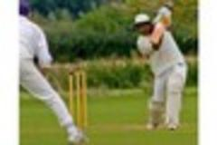 hailstorm denies ashcott & shapwick victory chance